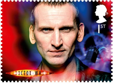 Doctor No. 9 Christopher Eccleston