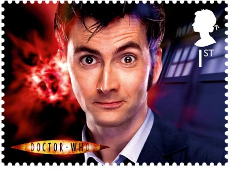 Doctor No. 10 David Tennant