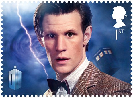 Doctor No. 11 Matt Smith