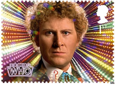 Doctor No. 6 Colin Baker