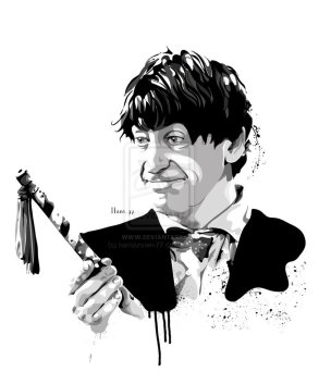 the_second_doctor_who_by_hansbrown_77-d4rcz7f