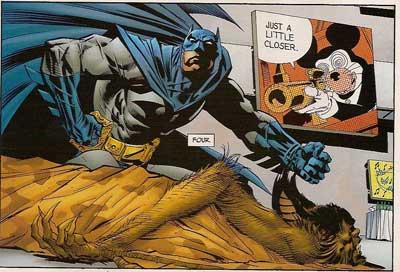 Image from Batman #656