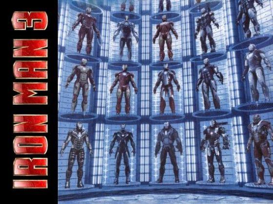 Tony Stark's Iron Legion