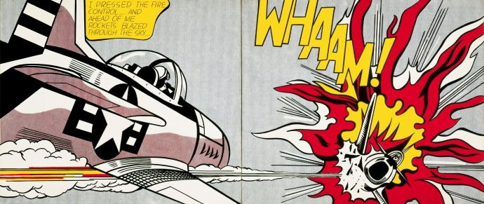 Roy Lichtenstein's 'Whaam!'