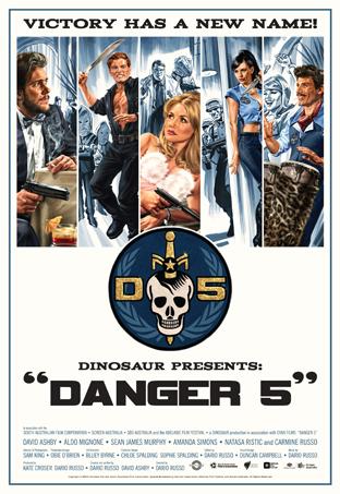 Danger_5_Poster