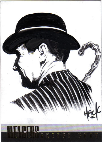 The Avengers - John Steed by Robert Hack