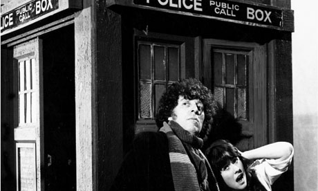 Tom Baker, Dr Who 1976