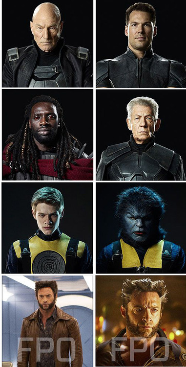 XMenDaysofFuturePast_Cast