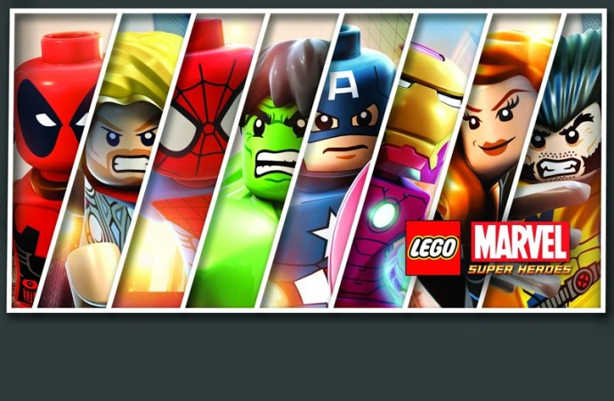 LEGO-Marvel-Super-Heroes-Cast