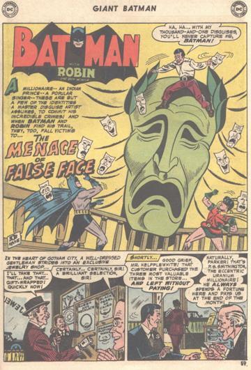 Batman_FalseFaceComic