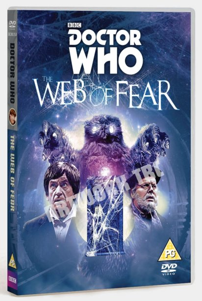 Pre-Order Web of Fear on DVD