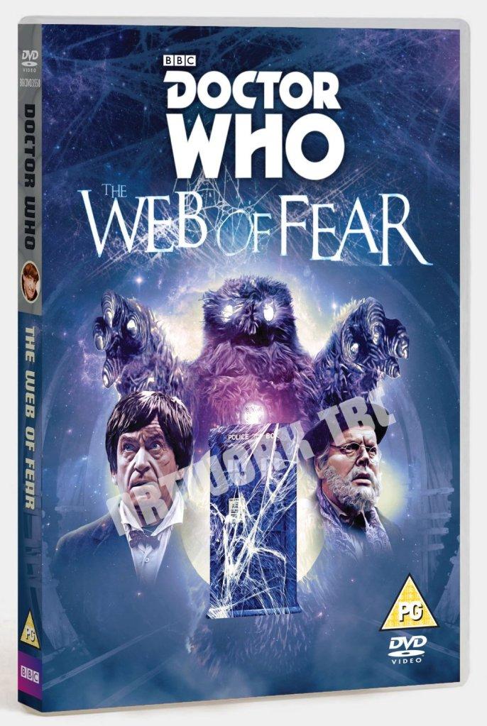 Pre-Order Web of Fear on DVD