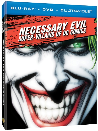 Necessary Evil-SuperVillains of DC Comics