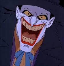 Batman Mask of the Phantasm joker