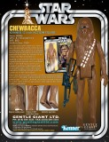 "Chewbacca 12"" Jumbo Vintage Kenner Star Wars Action Figure by Gentle Giant"