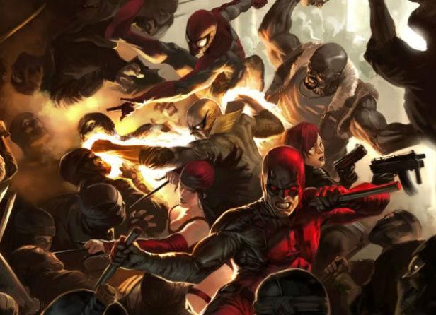 Daredevil-TV-show