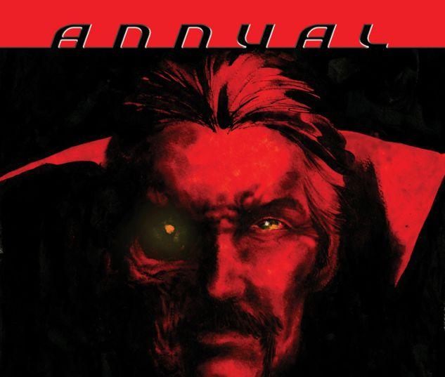 New Avengers Annual- Doctor Strange 'Self Surgery' | The