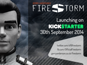 GerryAnderson_Firestorm_launch