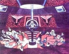 League of Evil (Legion of Doom with Shazam villains) - Alter Ego 95, p. 79 (Darrell McNeil)