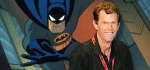Kevin Conroy, the voice of Batman in numerous cartoons and videogames
