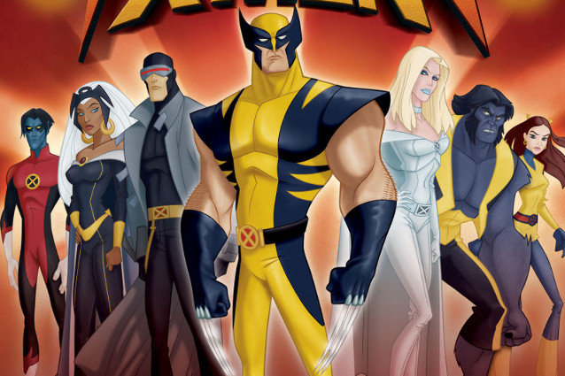 On Netflix- Wolverine and the X-Men