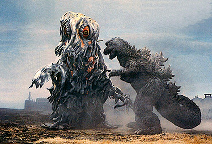 Hedorah Smog Monster