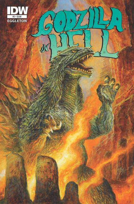 godzilla-in-hell-2-2nd-printing