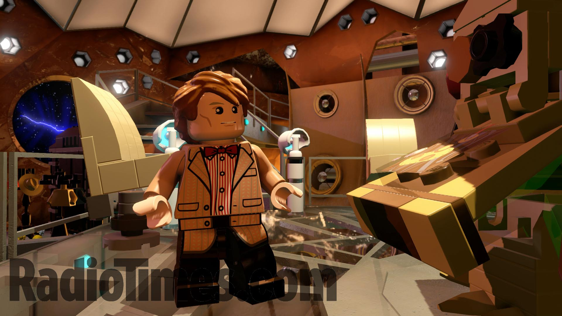 Doctor Who Materializes In Lego Dimensions The Daily P O P